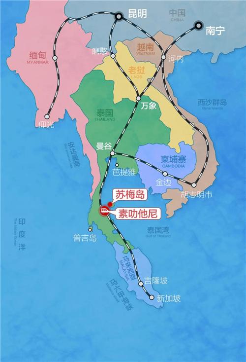 雅阁酒店入驻泰国苏梅岛,新年开启全球战略布局 (图8)
