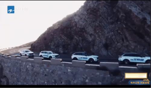 智能出行,安全驾驶!奔腾T99,五个智慧座椅的旗舰SUV,为润兄弟集团护航!