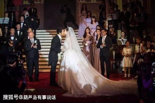 黄晓明情史:暗恋赵薇,钟爱秦岚,独宠李菲儿,为何最终娶杨颖  第19张