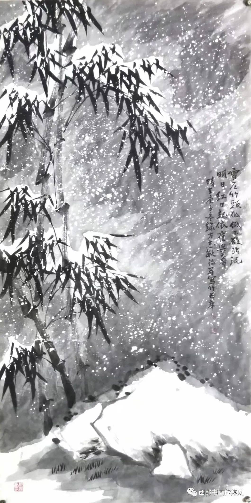 著名画家仇长华的艺术之路