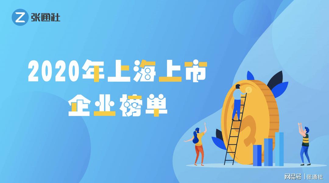 张同社发布:《2020年上海上市公司名单》来了