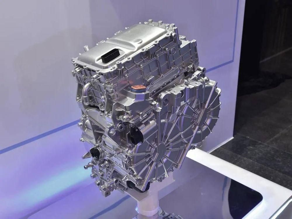 比亚迪打响的新年第一炮,DM-i超级混动有何实力?_发动机
