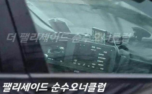 渗透双屏现代IONIQ 5最新内部间谍照片曝光