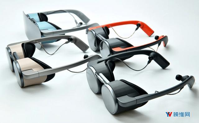 原创             松下展示最新VR Glasses,单眼分辨率2560×2560