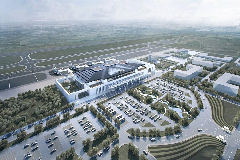 """安徽又一座机场开工倒计时,总投资约10.3亿元,""""药都""""将要崛起"""