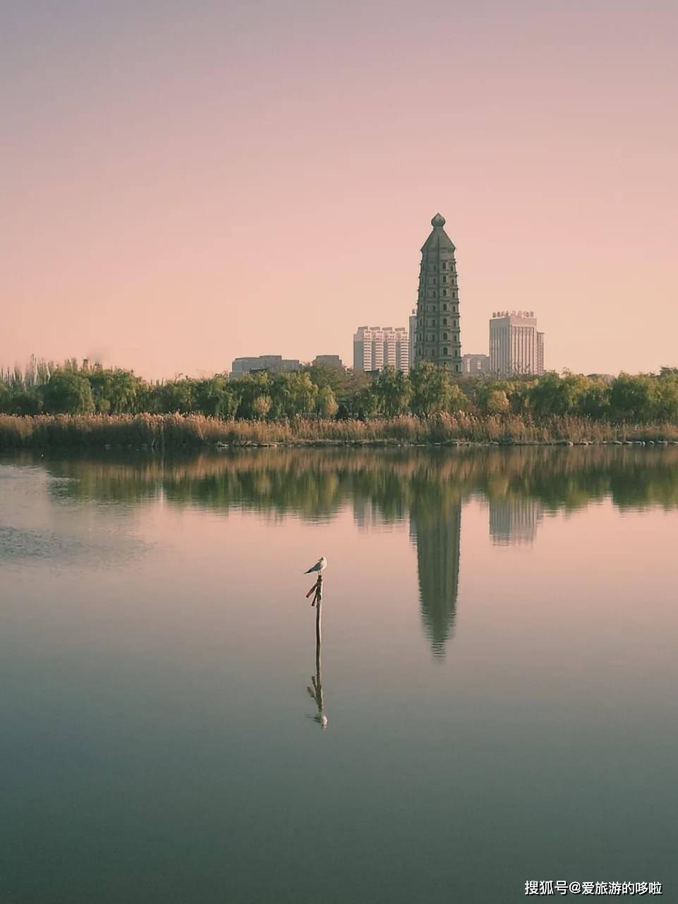我对大西北最美的想象,都在宁夏这座小城里了