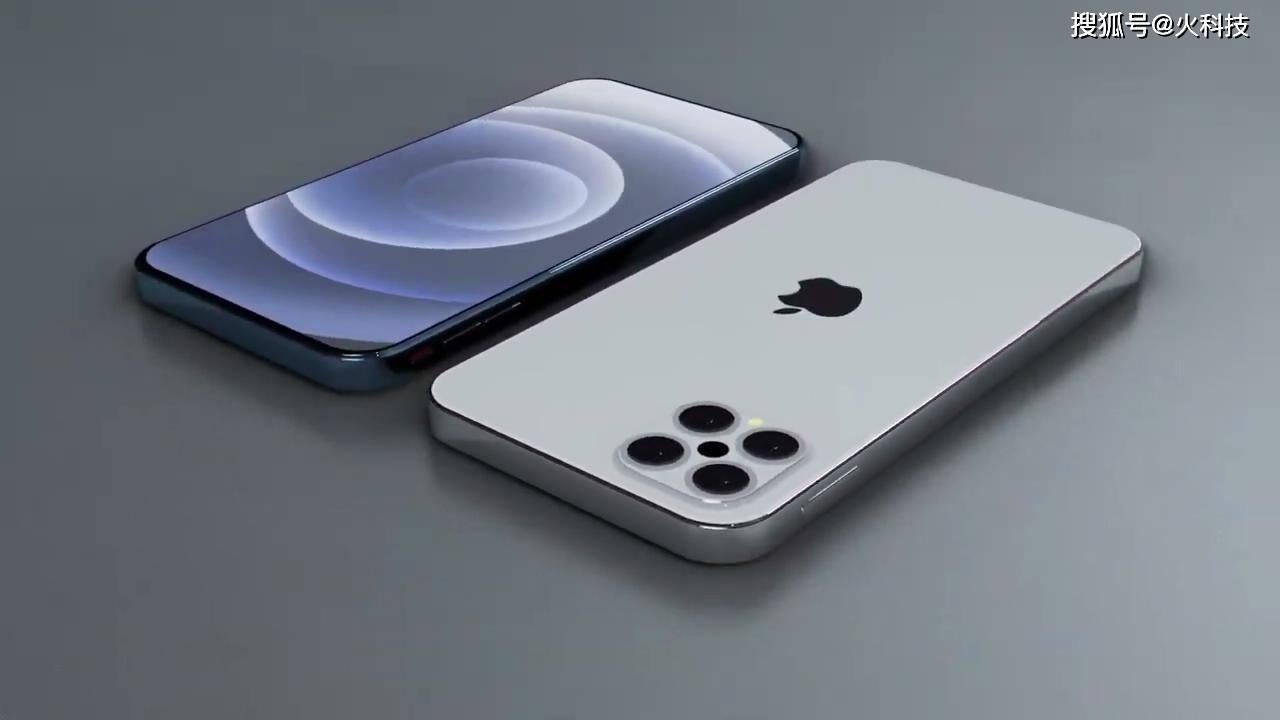 原创             一月份开始存钱吧!2021年华为和苹果最顶级的旗舰全面屏手机