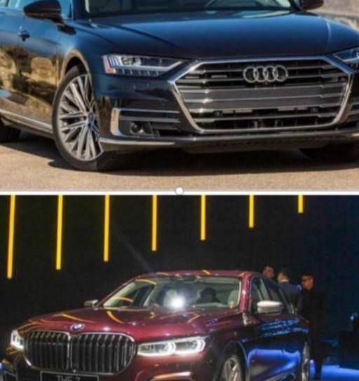 原厂宝马7和豪华品牌旗舰奥迪A8L,该赢哪一个?