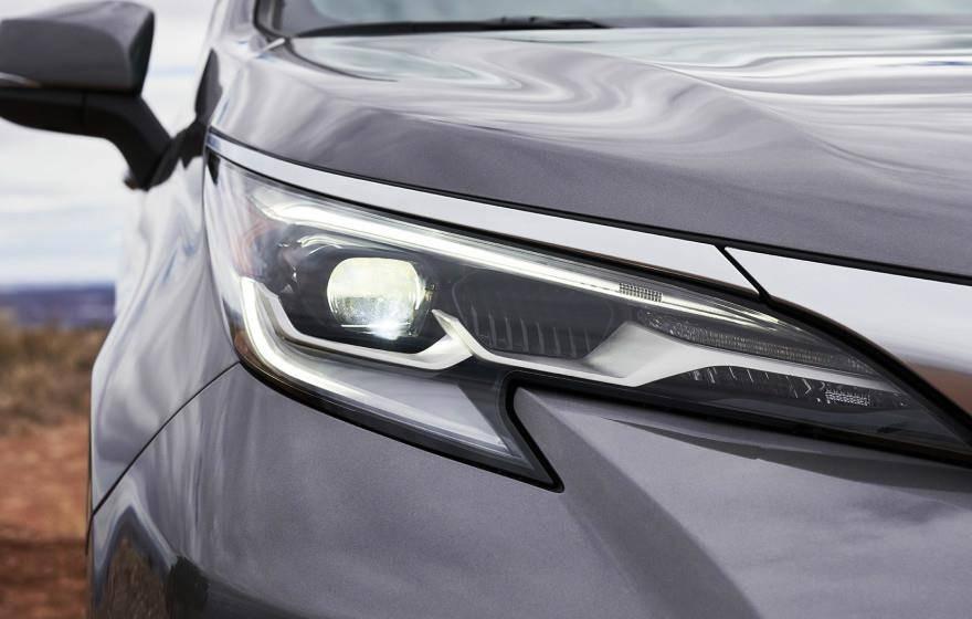原装丰田品牌新MPV亮相!比别克GL8帅,3.5L爆款290马力,7座布局