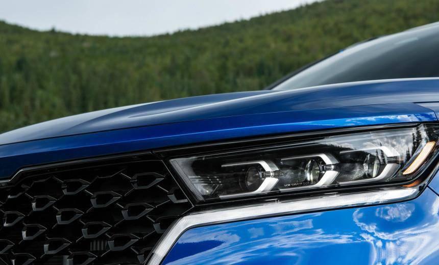 原厂起亚新款Souranto亮相,2.5T爆款277马力,适时四驱,售价19万