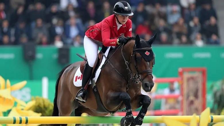 CAS裁定加拿大无缘东京奥运马术赛 原因只是喝了一口茶