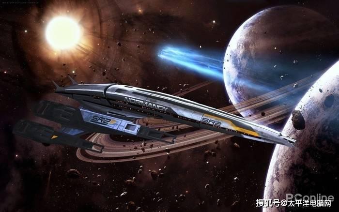 《品质效应:传奇版》行将到来,典范复刻庞杂又奥秘的太空天下
