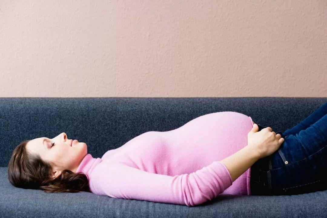 孕妇的最佳入睡时间是几点?最好不超过这个点,胎儿发育都受影响