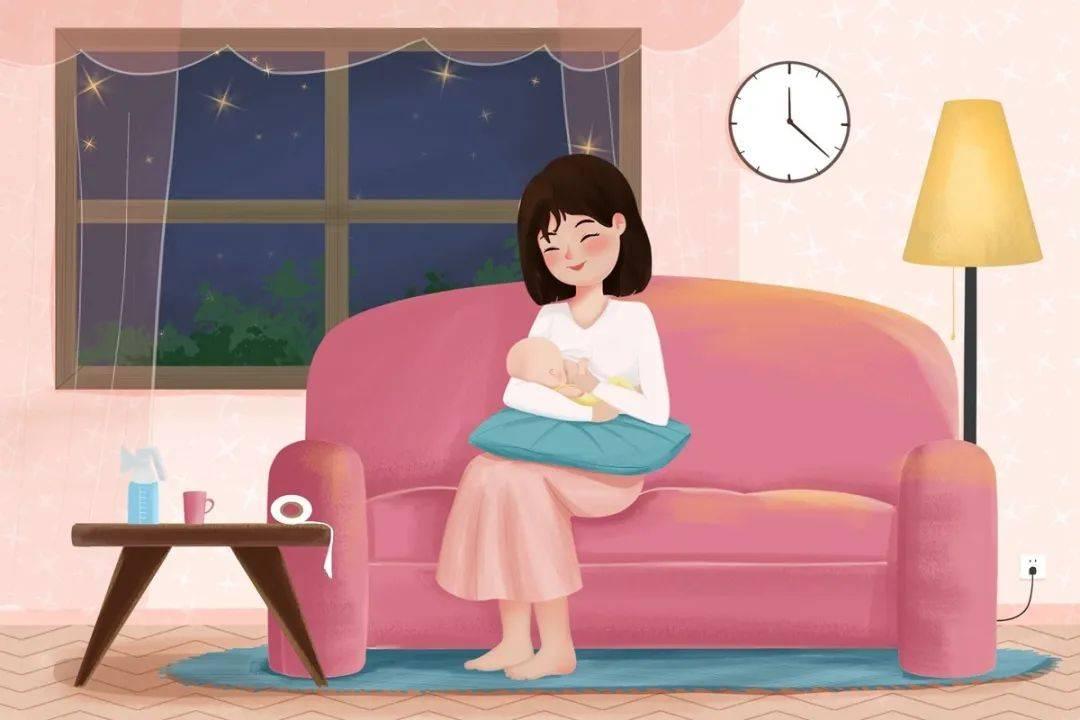 娃6个月是最佳断母乳期?答案和你想的不同,别被谣言给骗了