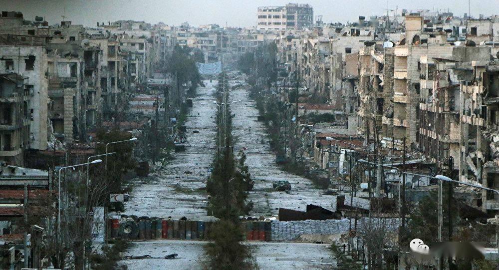 战争爆发前一天的叙利亚,美好到哭…
