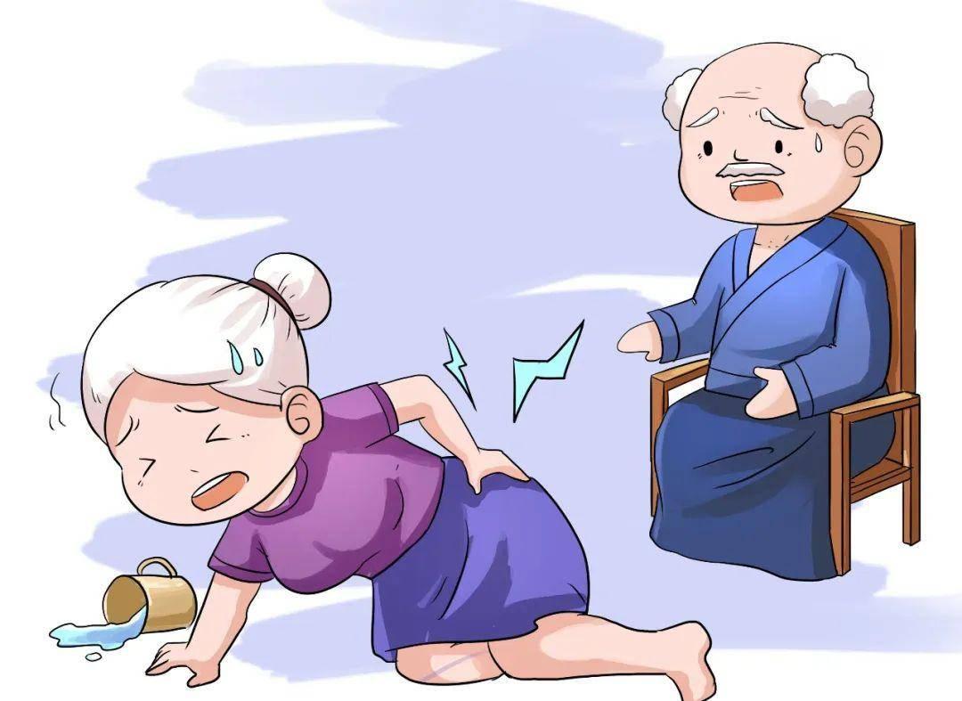 70岁奶奶打个喷嚏断了根肋骨!我天天都吃钙片,怎么还骨质疏松呢?
