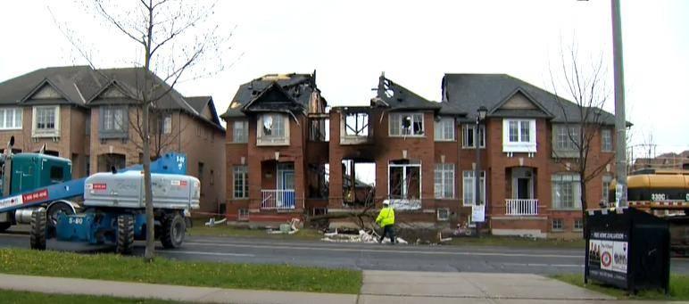 可怕! 加拿大民宅爆炸 母子炸飞街外! 另一个12岁孩子至今失踪不见
