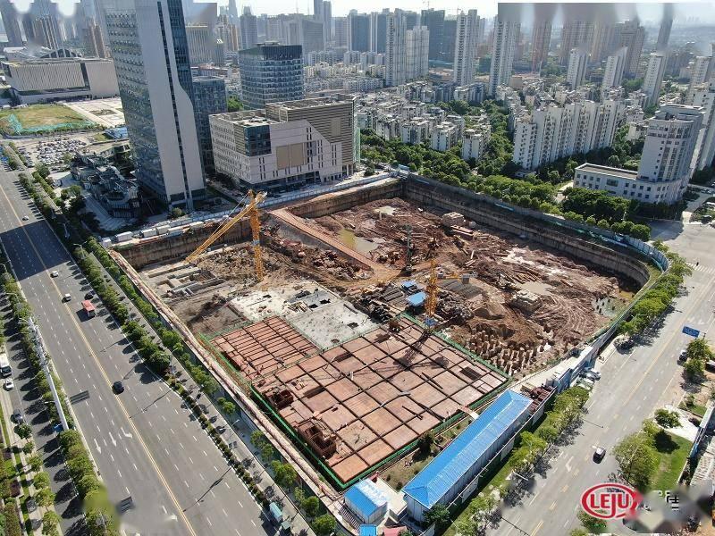 中唯商业中心将于2022年年底完工