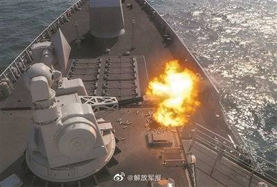 犁波斩浪!直击舰艇编队海上训练精彩瞬间