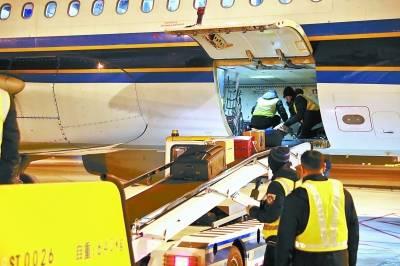 大兴机场行李系统实现全流程跟踪