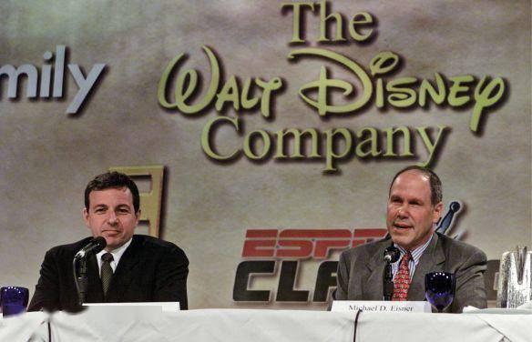从杂货店员到万亿娱乐业之王,他让迪士尼重现辉煌