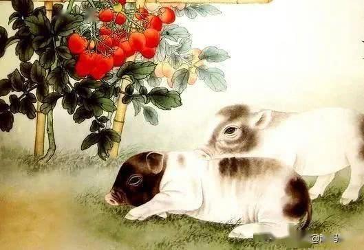 属猪的人在什么时辰出生,一生大富大贵,无病无灾,财源滚滚