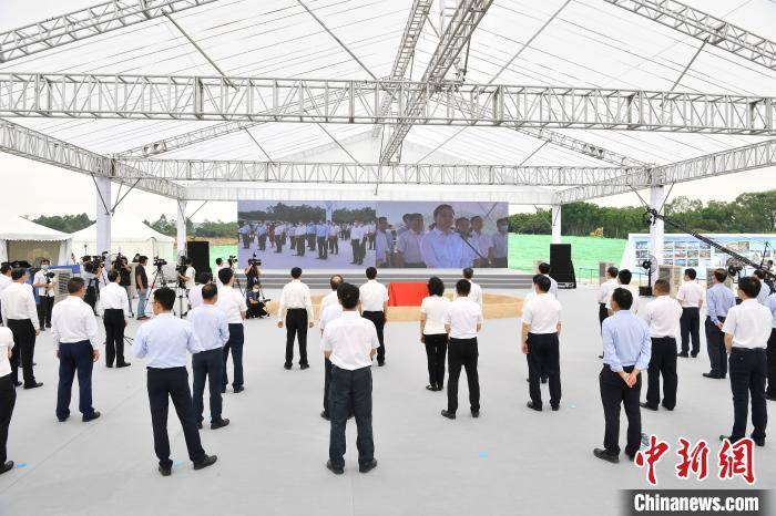 广州清远142个项目集中签约动工总投资高达1842亿元
