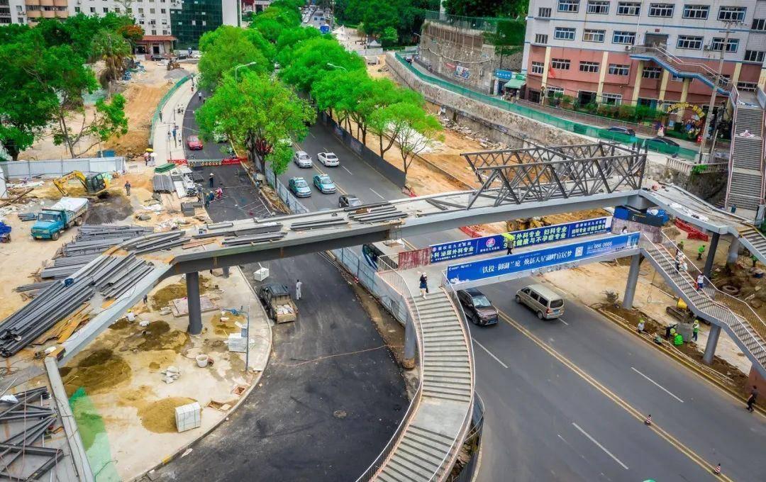 """陪同攀枝花人28年的""""建工天桥""""拆除!新建天桥主跨部门已投"""