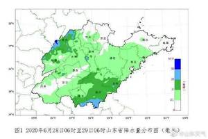 中央气象台暴雨预警连发29天