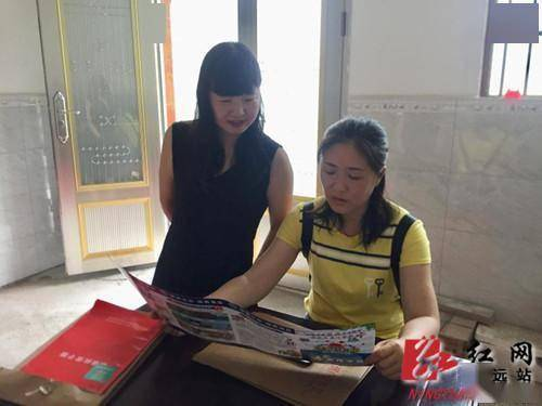 宁远县融媒体中心:扶贫与禁毒宣传双促进