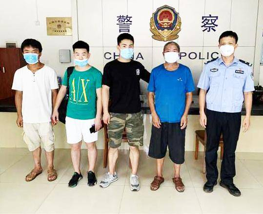 男子与家人失联20多年后因盗窃广州被抓,警方为其找到失散亲人