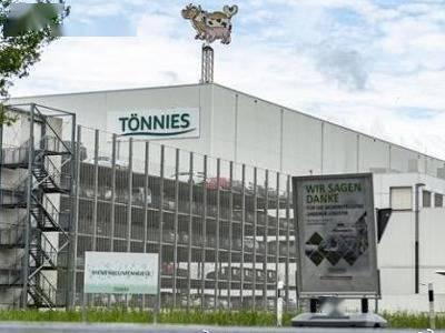 德国最大肉类加工厂聚集性感染 员工都在同一部门工作
