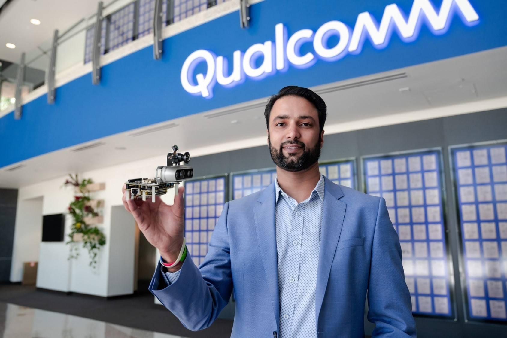 高通發布全球首個支持5G和AI的機器人平臺
