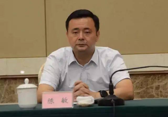 ?江西省委统战部常务副部长陈敏转任鹰潭代市长