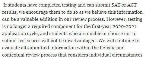 八大藤校取消SAT要求,普林斯顿宣布取消本轮早申,美本申请真的要变天?