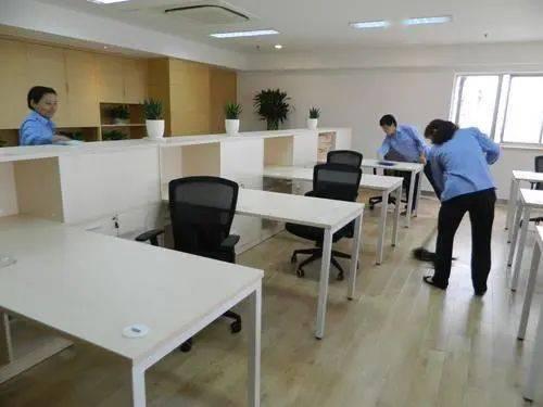 办公室清洁外包方案及注意事项