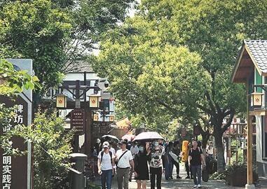 城乡融合促全域乡村振兴来看南京江宁示范了什么