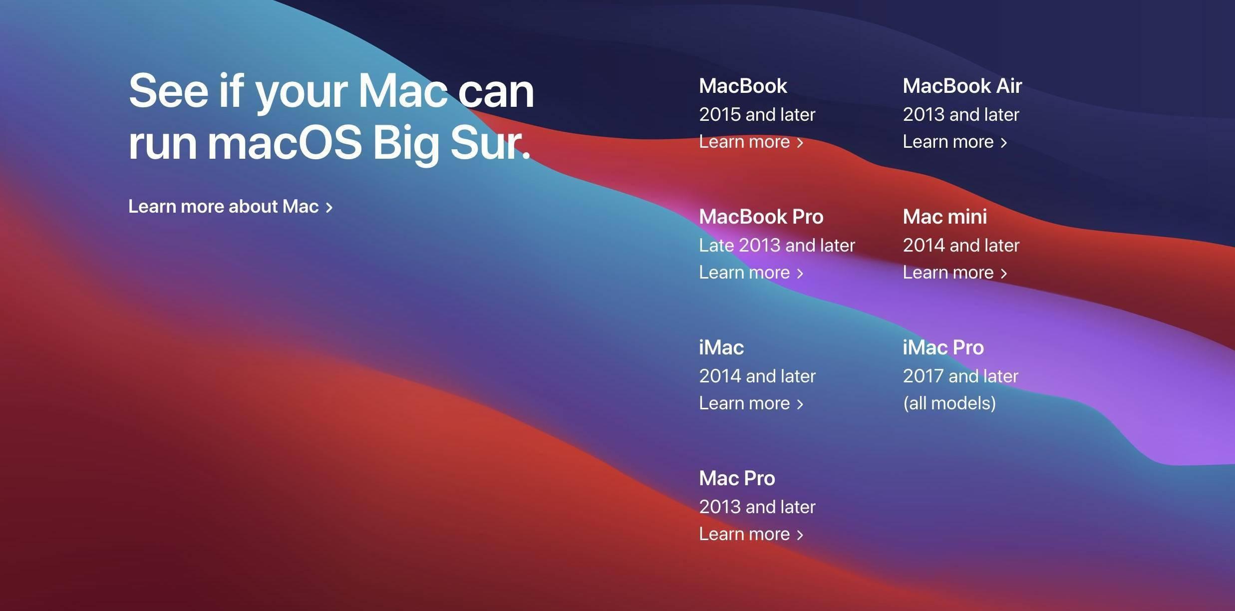 新 macOS 体验:越来越像 iOS,还有 17 项新功能