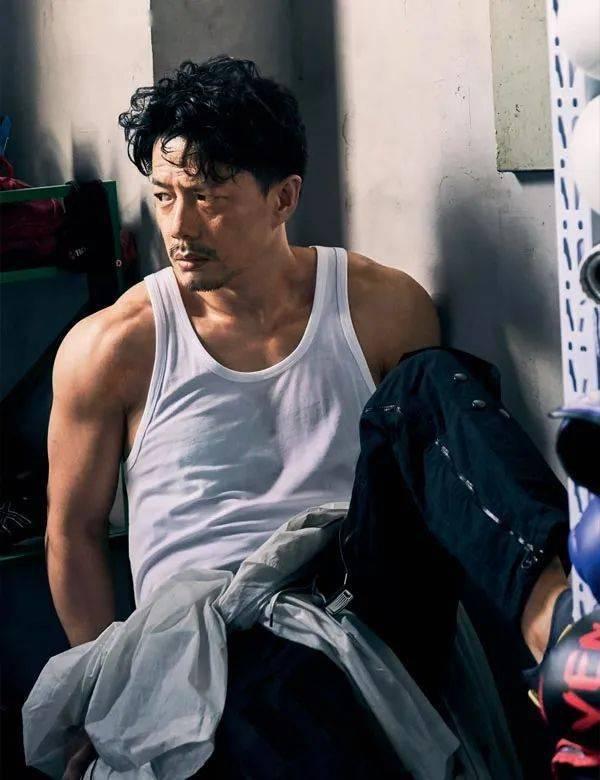 有一种帅叫段奕宏,荷尔蒙爆表的他有几个人顶得住? 动作教学 第7张