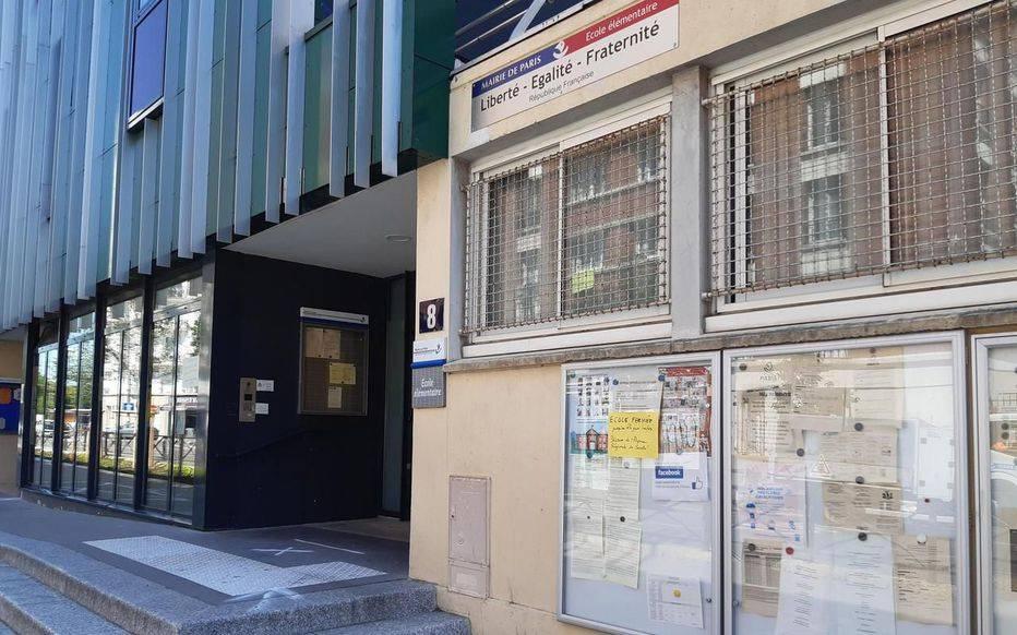 巴黎地区全面复课三天三所学校出现病例被关闭