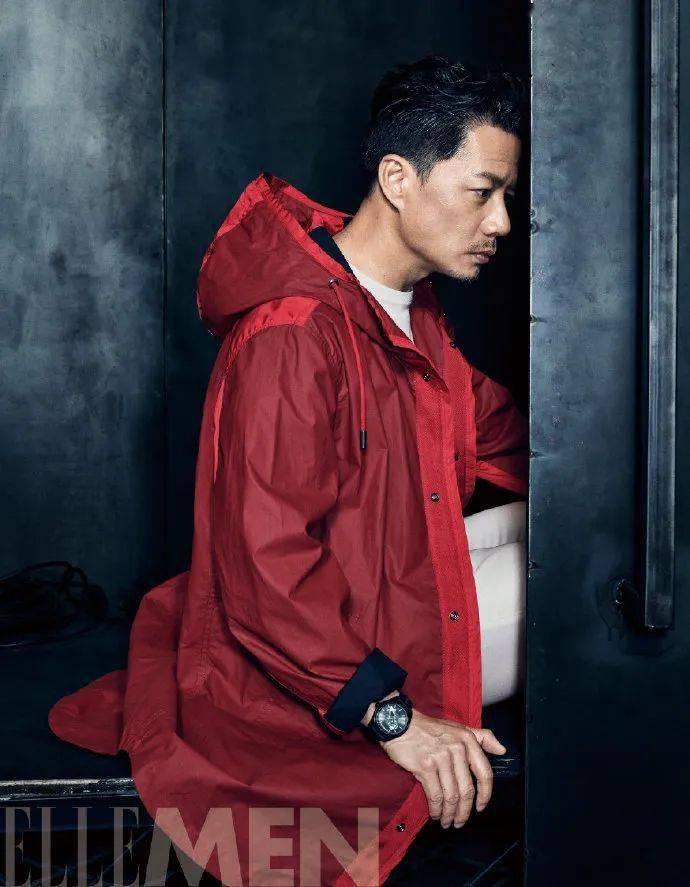 有一种帅叫段奕宏,荷尔蒙爆表的他有几个人顶得住? 动作教学 第5张