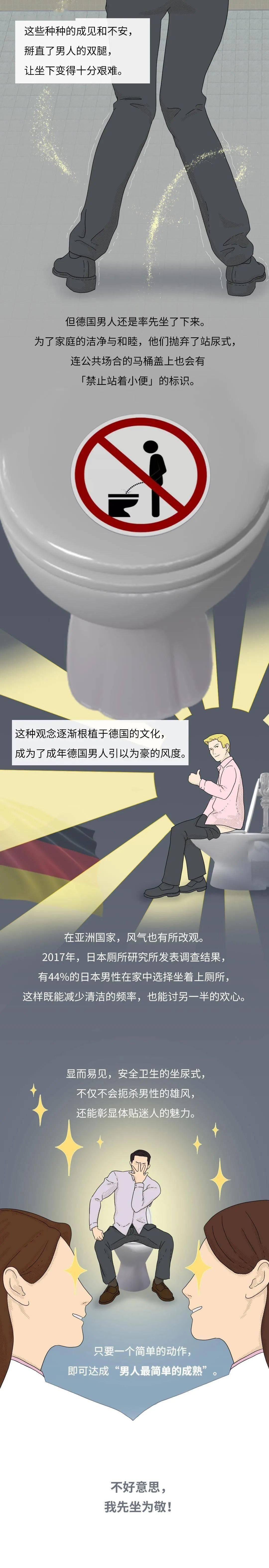 坐着尿尿,是一个男人成熟的标志 锻炼方法 第6张