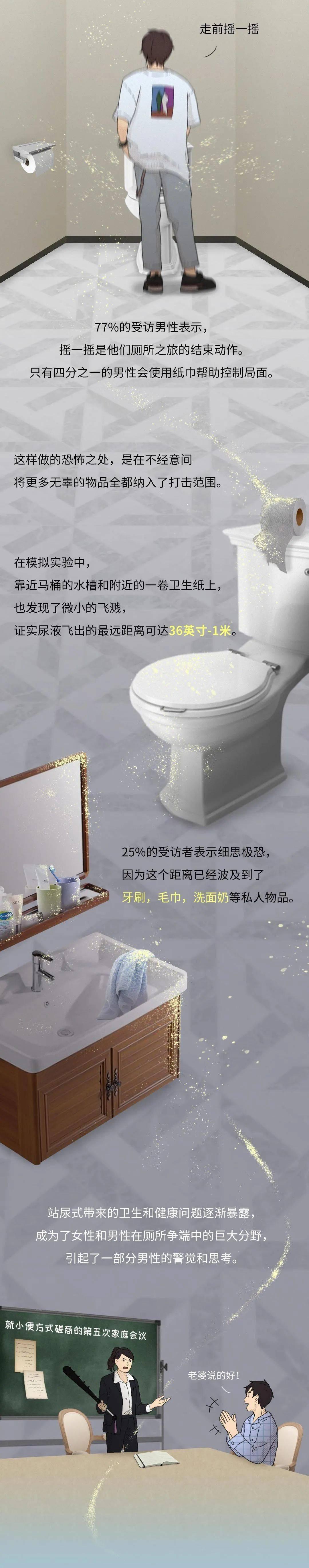 坐着尿尿,是一个男人成熟的标志 锻炼方法 第4张