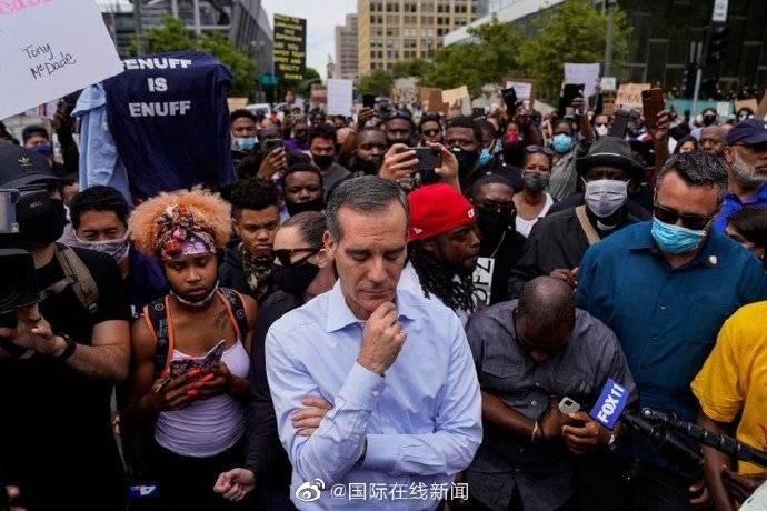 美国加州卫生官员:抗议活动或导致新冠肺炎病