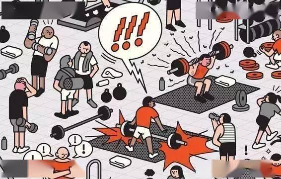 女生占器械被男生暴打,引网友争议!! 锻炼方法 第24张