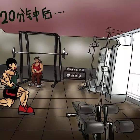 女生占器械被男生暴打,引网友争议!! 锻炼方法 第13张