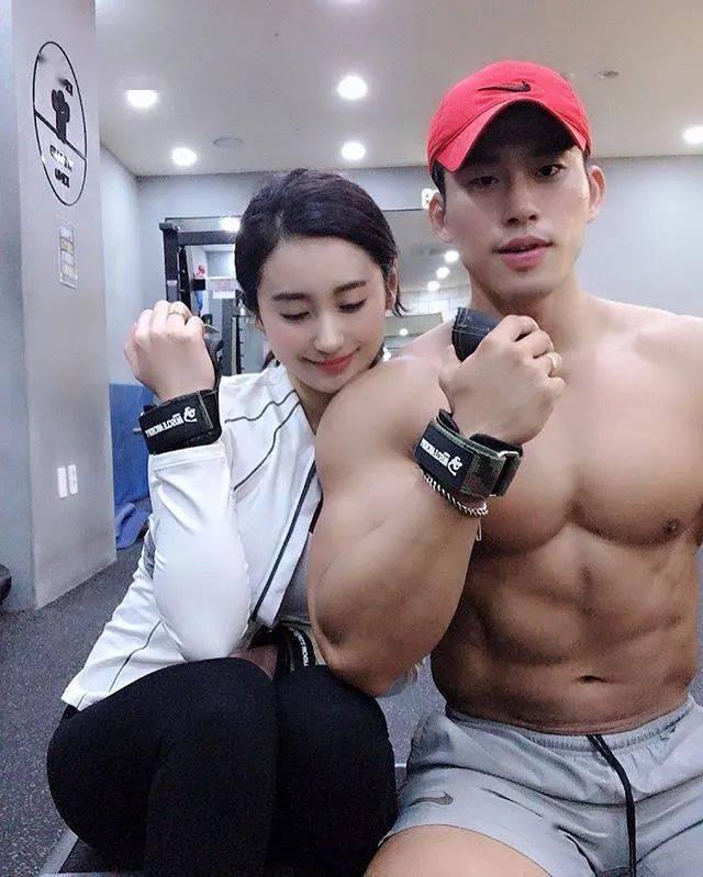 找个有肌肉的男朋友后,有多爽? 锻炼方法 第29张