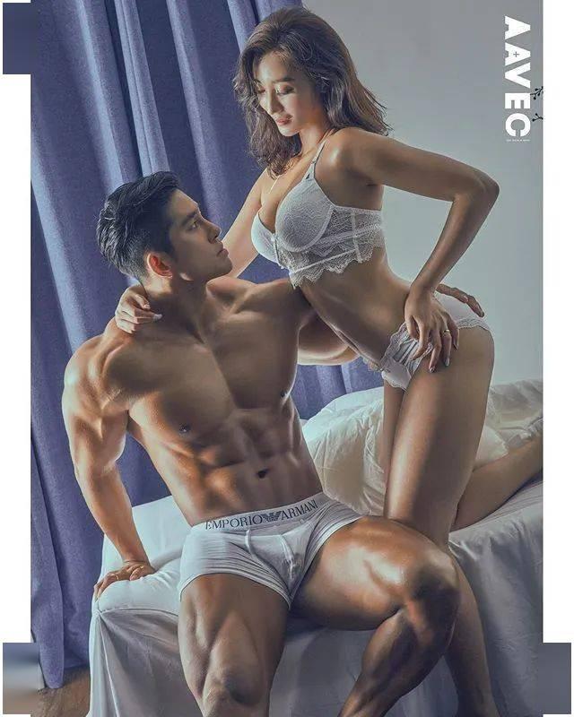 找个有肌肉的男朋友后,有多爽? 锻炼方法 第18张