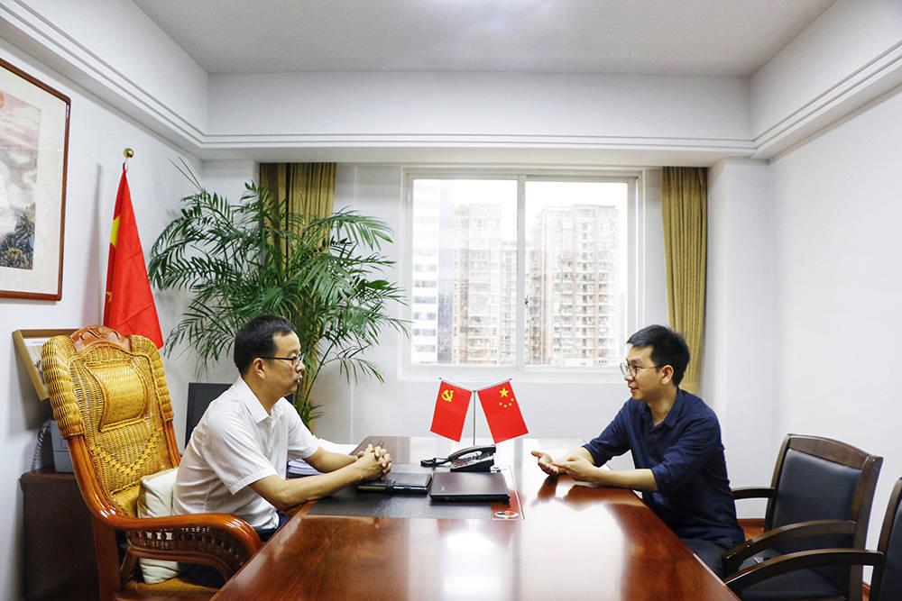 专访|福清市检察长陈平:检察监督不能太高大上,没有烟火味