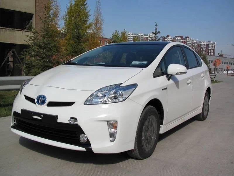 丰田召回1440辆普锐斯汽车,混合动力系统或因故障停止工作